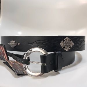 HD Touring Womens Belt